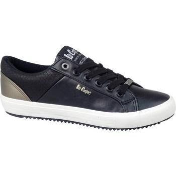 Sko Herre Lave sneakers Lee Cooper LCJL2031041 Sort, Guld