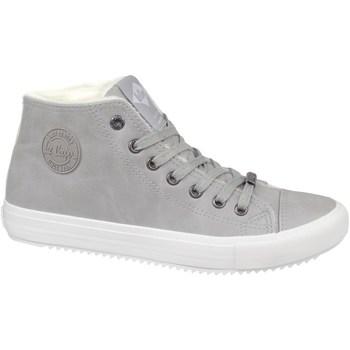 Sko Dame Høje sneakers Lee Cooper LCJL2031013 Grå