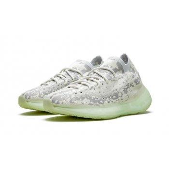 Sko Lave sneakers adidas Originals Yeezy Boost 380 Alien Alien