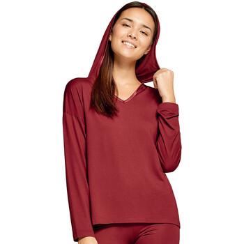 textil Dame Pyjamas / Natskjorte Impetus Woman 8304H87 A1E Rød