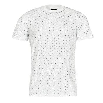 textil Herre T-shirts m. korte ærmer Jack & Jones JJMINIMAL Hvid