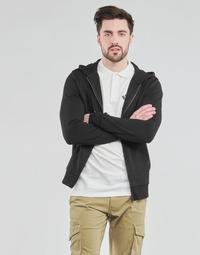 textil Herre Sweatshirts Jack & Jones JJEBASIC Sort