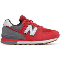 Sko Børn Lave sneakers New Balance Pc574 m Rød