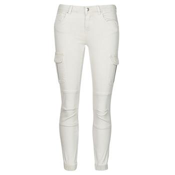 textil Dame Cargo bukser Only ONLMISSOURI Beige