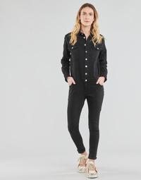textil Dame Buksedragter / Overalls Betty London OPANTS Sort