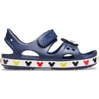 Sko Børn Sandaler Crocs Crocs™ Kids Fun Lab Crocband II Mickey Mouse Sandal Navy