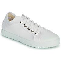 Sko Dame Lave sneakers Dream in Green OBRINDILLE Hvid