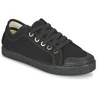 Sko Dame Lave sneakers Dream in Green OBRINDILLE Sort