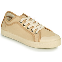 Sko Dame Lave sneakers Dream in Green OBRINDILLE Beige