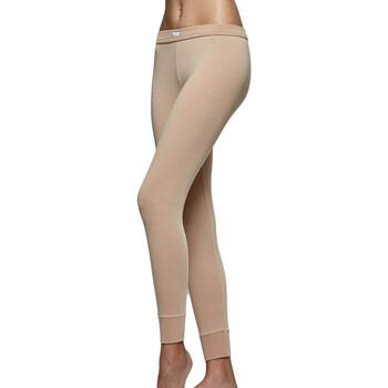 textil Dame Leggings Impetus Thermo 8297606 144 Beige