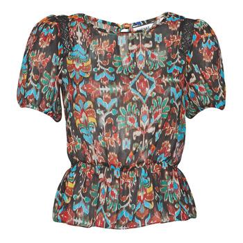 textil Dame Toppe / Bluser Naf Naf MELIS C1 Marineblå