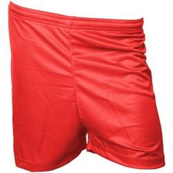 textil Herre Shorts Precision  Red