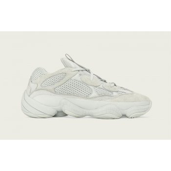 Sko Lave sneakers adidas Originals Yeezy Boost 500 Salt Sail/Sail/Sail