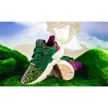 Sko Lave sneakers adidas Originals DBZ x Prophere Cell Sgreen/cgreen/core black