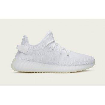 Sko Lave sneakers adidas Originals Yeezy Boost 350 V2 Creme White Cream White/Core White