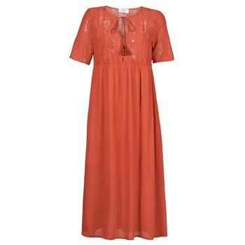 textil Dame Lange kjoler Betty London ORVILLE Rustrød