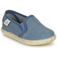 Sko Dreng Lave sneakers Citrouille et Compagnie OSIOUP Blå
