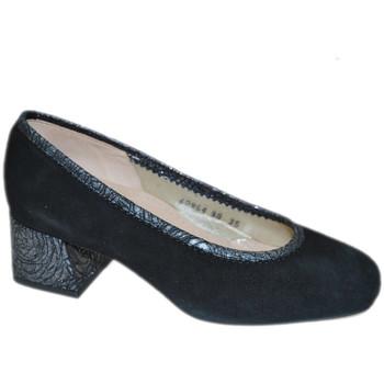 Sko Dame Højhælede sko Calzaturificio Loren LO60864ne nero