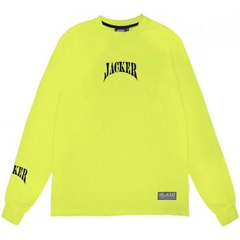 textil Herre Langærmede T-shirts Jacker Corpo Grøn