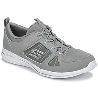 Sko Dame Fitness / Trainer Skechers CITY PRO - WITHOUT A CARE Grå