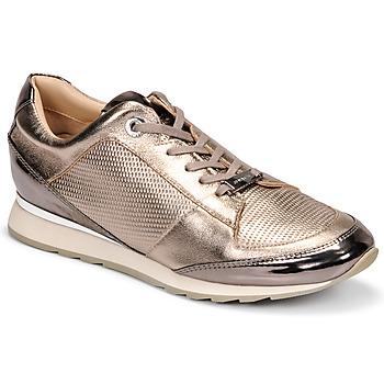Sko Dame Lave sneakers JB Martin VILNES Metal / Sten