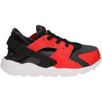 Sko Børn Lave sneakers Nike 704950 Sort