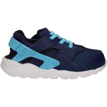 Sko Børn Lave sneakers Nike 704952 Blå