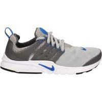 Sko Børn Lave sneakers Nike 833875 Grå