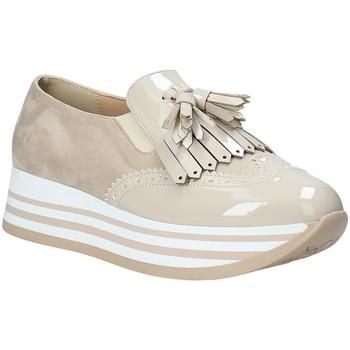 Sko Dame Slip-on Grace Shoes MAR016 Beige