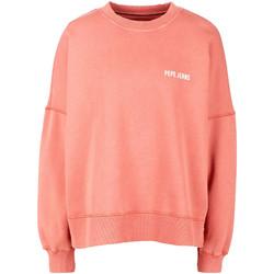 textil Dame Sweatshirts Pepe jeans PL580865 Lyserød