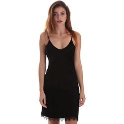 textil Dame Korte kjoler Fracomina FR19FM599 Sort