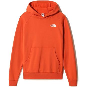 textil Herre Sweatshirts The North Face NF0A2ZWU Orange
