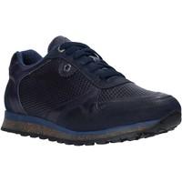 Sko Herre Lave sneakers Exton 340 Blå