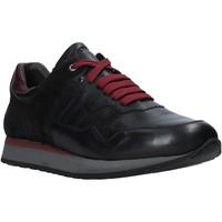 Sko Herre Lave sneakers Exton 591 Sort