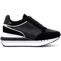 Sko Dame Lave sneakers Café Noir DN626 Sort
