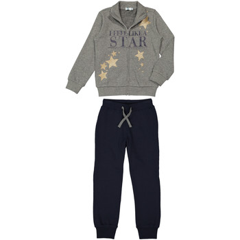 textil Børn Pyjamas / Natskjorte Melby 90M0505M Grå