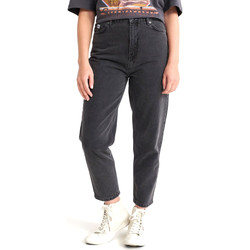 textil Dame Lige jeans Superdry G70106ET Sort