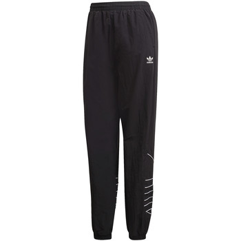 textil Dame Træningsbukser adidas Originals GD2417 Sort