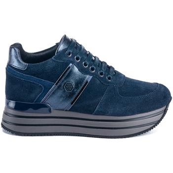 Sko Dame Lave sneakers Lumberjack SWA0312 001 Y84 Blå
