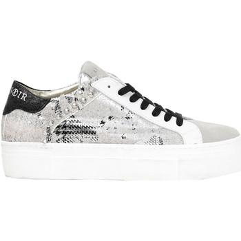 Sko Dame Lave sneakers Café Noir DF822 hvid