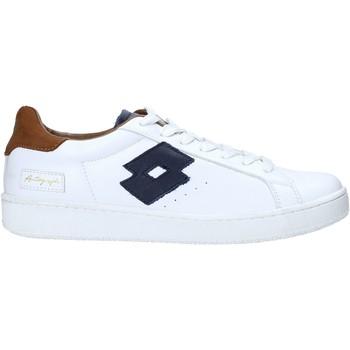 Sko Herre Lave sneakers Lotto 215171 hvid