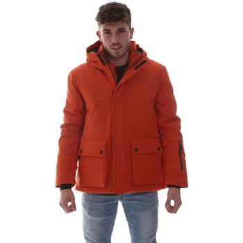 textil Herre Parkaer Invicta 4431701/U Orange