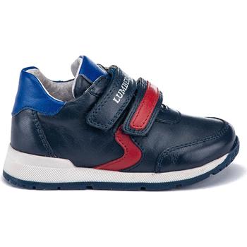 Sko Børn Lave sneakers Lumberjack SB65111 004 B01 Blå