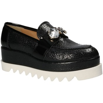 Sko Dame Mokkasiner Grace Shoes 1312 Sort