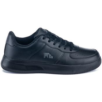 Sko Dame Lave sneakers Lumberjack SW70411 004 S01 Sort