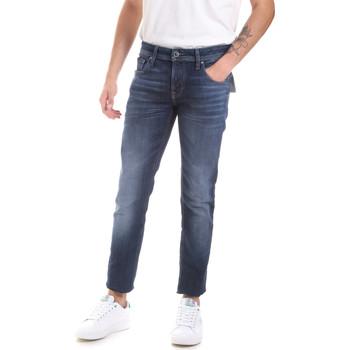 textil Herre Smalle jeans Antony Morato MMDT00241 FA750240 Blå