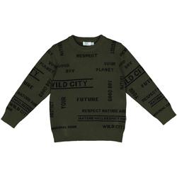 textil Børn Sweatshirts Melby 40B2032 Grøn