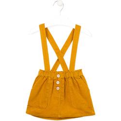 textil Pige Nederdele Losan 026-7027AL Gul