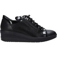Sko Dame Lave sneakers Enval 6277800 Sort