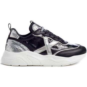 Sko Dame Lave sneakers Munich 8770038 Sort